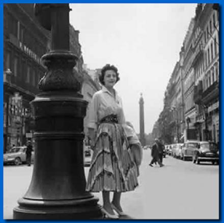 """Lia annuncia """"Souvenir de Paris N.3″"""