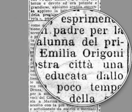 La Spezia 10 Maggio 1935: Il saggio-concerto del R. Istituto Magistrale