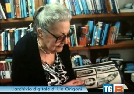 RAI3 TGR Sardegna – L'archivio digitale di Lia Origoni