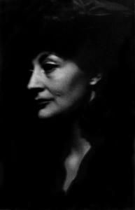 Lia Origoni (foto di Carla Cerati)