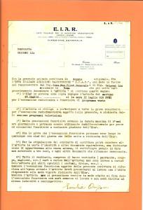 Il contratto Lia - EIAR
